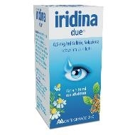 IRIDINA DUE Collirio 10 ml